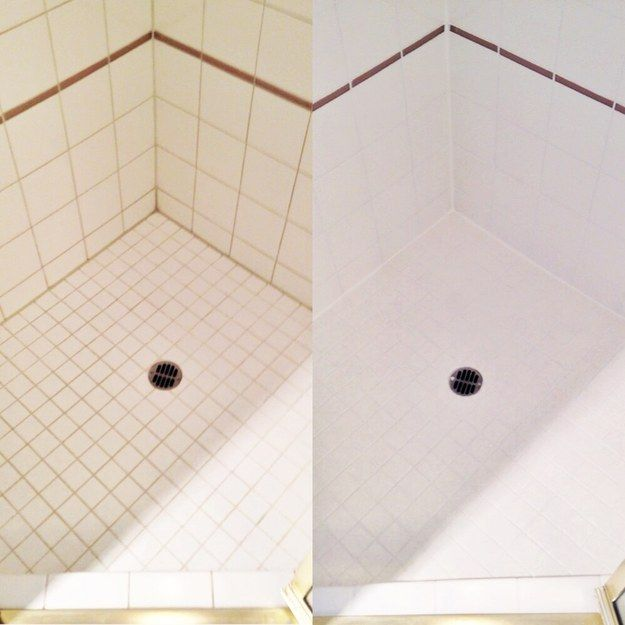 Use liquid shower gel (not soap) to avoid soap scum buildup in your tub. | 17 Lazy Girl Cleaning Hacks That Will Forever Change You
