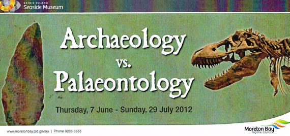 relationship between archaeology and palaeontology
