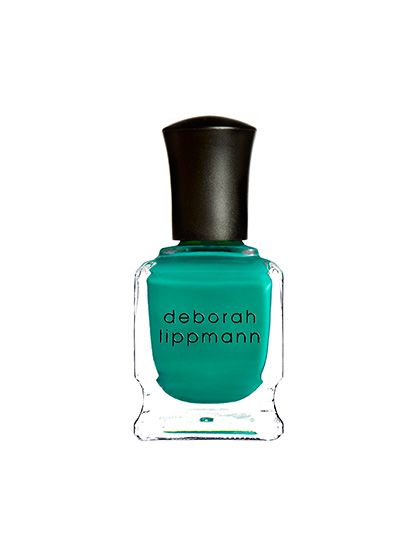 30 nail polishes to get you through the summer: A mermaid would choose Deborah Lippmann nail polish in She Drives Me Crazy for her summer manicure