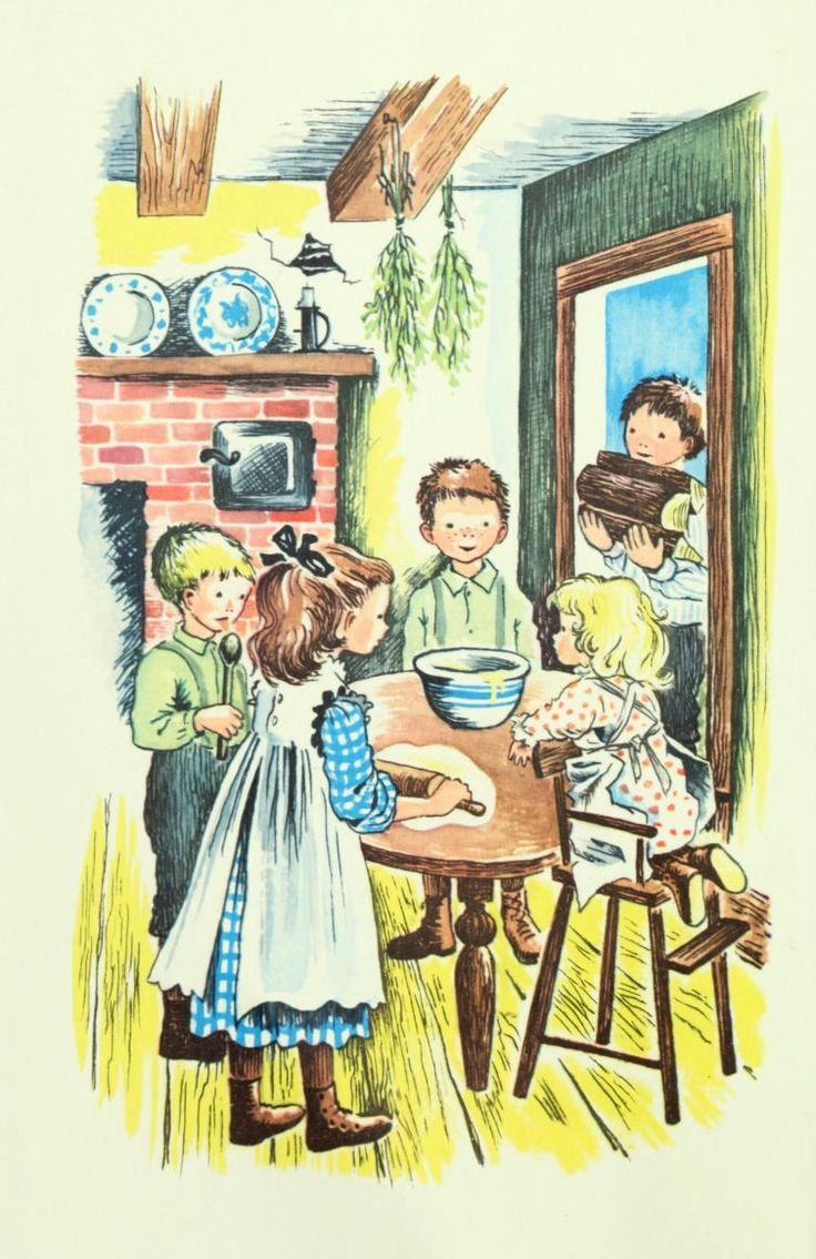Watercolor books for kids - Find This Pin And More On Vintage Kids Illustrated