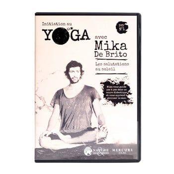 Initiation au yoga avec Mika De Brito