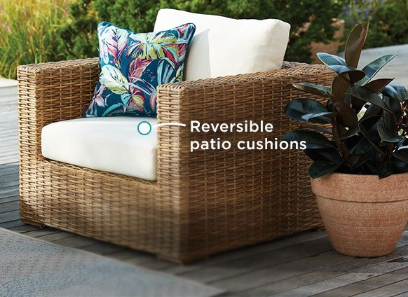 Get Comfortable In Style With The Tofino Patio Furniture