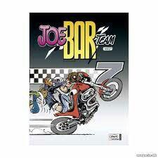 Joe Bar Team - it's all aboout the bikes and their hangout bar....