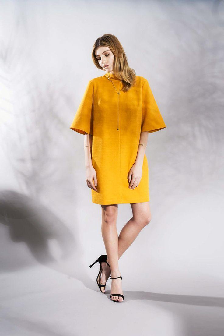 Cotton Dress    www.framboise.ro