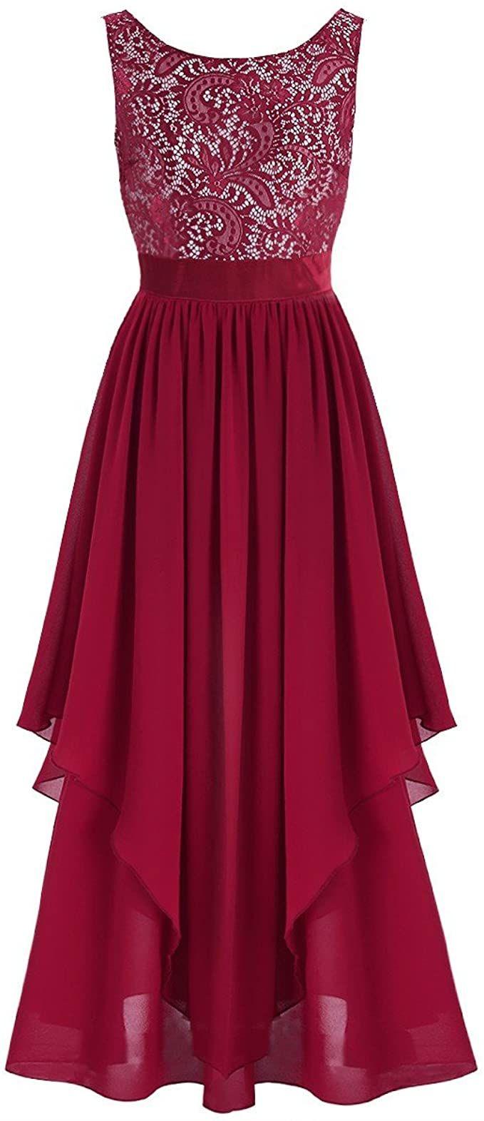 damen kleider lang in 2020 | kleider damen, abendkleid