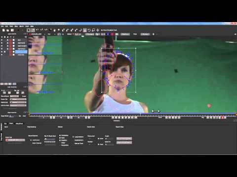 mocha AE Creative Cloud Rotoscoping Demo with Mary Poplin at SIGGRAPH 2013 - YouTube