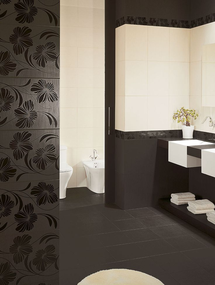 carrelage mural de salle de bain marron beige lydia espace aubade salle de bain. Black Bedroom Furniture Sets. Home Design Ideas