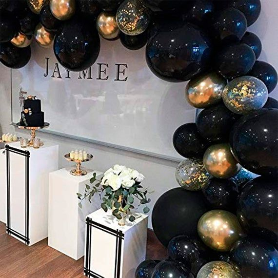 Garland Party Decorations Kit Party Supplies Photo Backdrop Gold Garland  Birthday Party Baby Shower