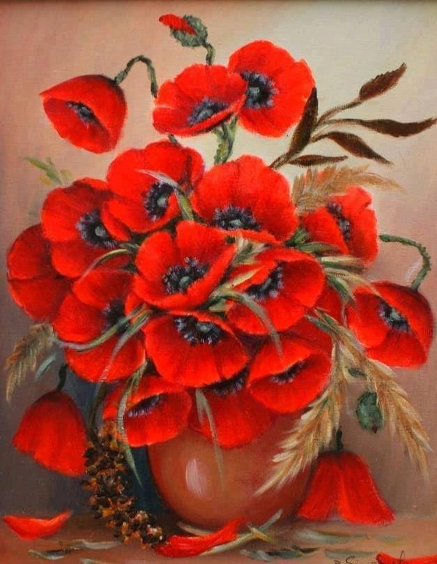flowers.quenalbertini: Floral Art, Ana Dolorosa