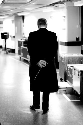 Ennio Morricone, le maître de la musique de films.