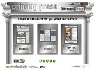 Druk - możliwość tworzenia plakatów, kalendarzy, planów lekcji, itp...