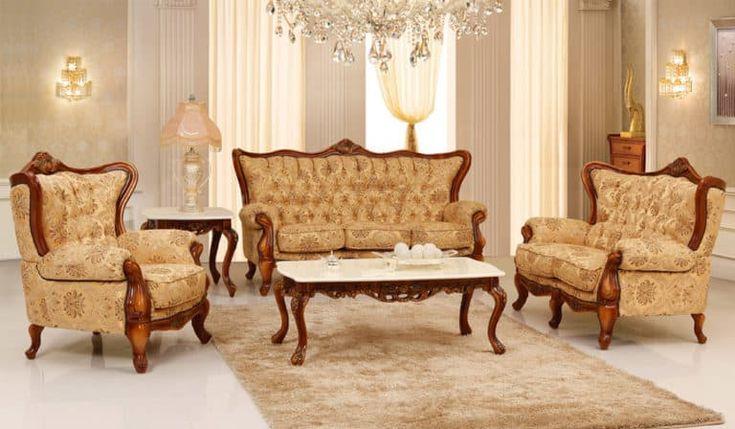 Victorian Fabric Living Room 995 1, Victorian Living Room Set