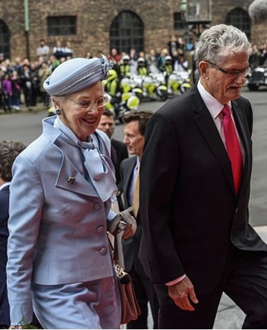 Queen Margrethe, October 7, 2014 | Royal Hats.....   Posted on October 7, 2014 by HatQueen....The Danish Royal Family attended the opening of Parliament today in Copenhagen.