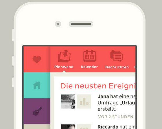 clyp - iPhone Sidebar by Riccardo Carlet - Francos