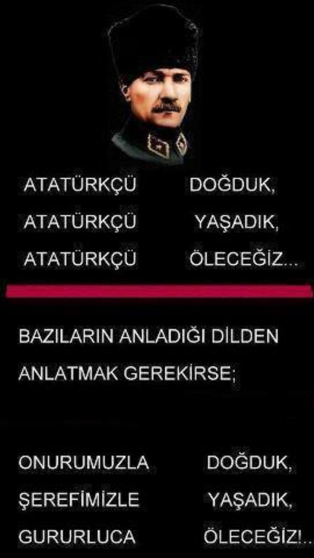 I love Ataturk <3