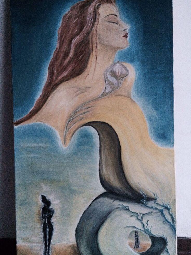 una donna ed il suo viaggio interiore