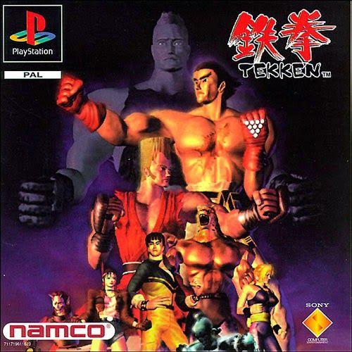 Tekken   Pop Culture.