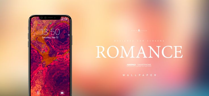 Romance - Arabella Collection Original Abstract Wallpaper for Smartphone. www.ra... | Abstract HD Wallpapers 7