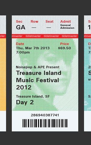 60 best Graphic Design images on Pinterest Graphic design - concert ticket layout