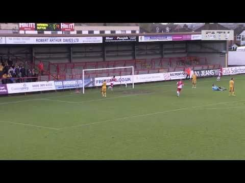 FOOTBALL - Kidderminster Harriers vs Sutton United 4-1, FA Cup First Round Proper 2013-14 highlights - http://lefootball.fr/kidderminster-harriers-vs-sutton-united-4-1-fa-cup-first-round-proper-2013-14-highlights/