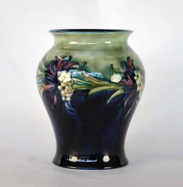 384 best moorcroft pottery images on pinterest porcelain for Pottery painting patterns