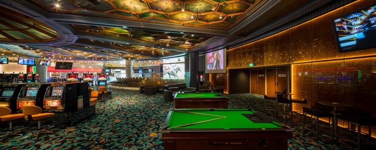 Casino Sports Arena - The Reef Hotel Casino #PoolTables #Cairns #Play #Sports