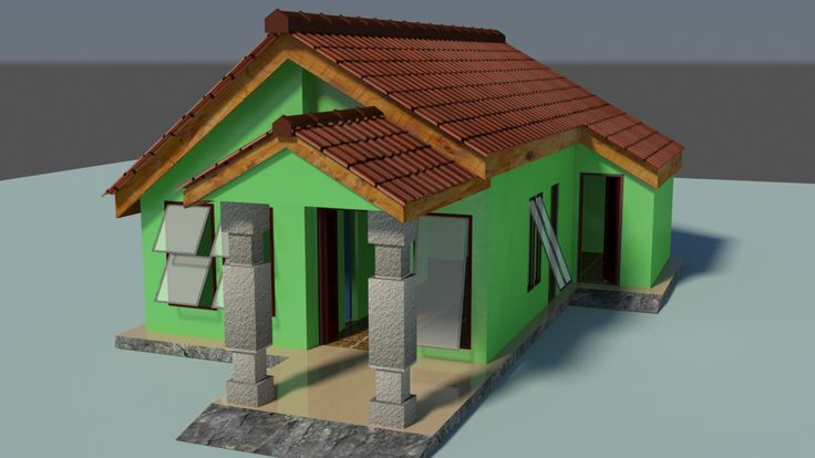 modelling a home