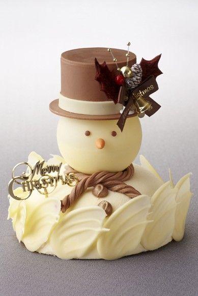 Christmas Cake! cute