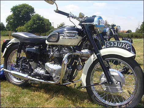 Vintage Triumph Motorcycle Parts Catalogs | Motorcycle Pictures