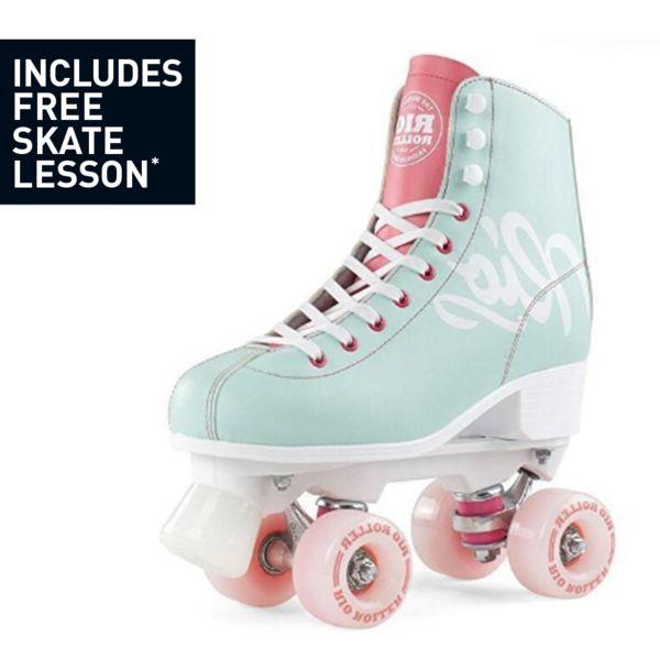 0464b77015c The longanticipated Rio Roller Script skate has landed