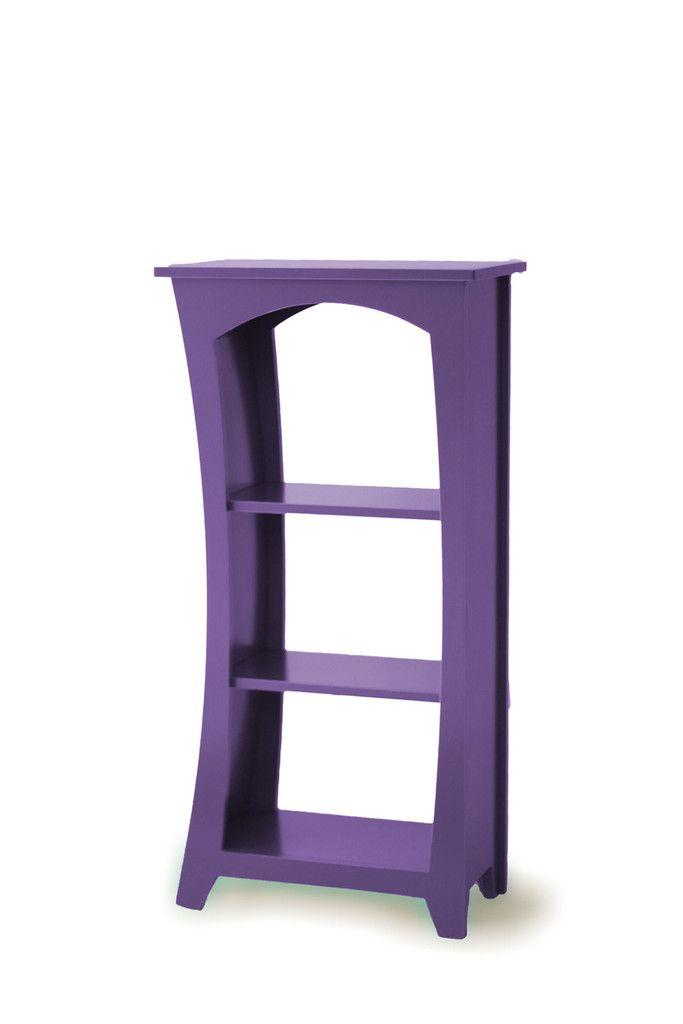 Reversible Curved Medium Sized Bookcase