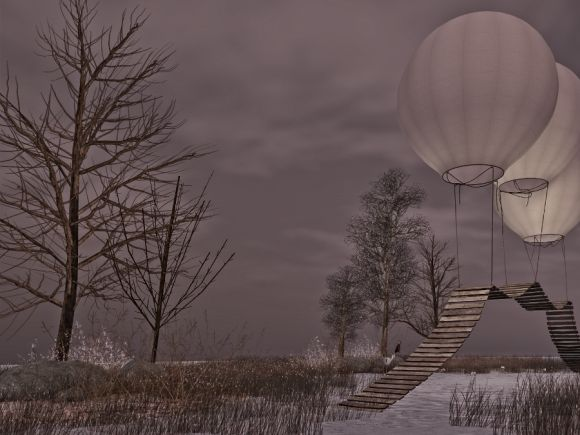 HuMaNoid is Reborn (temporarily) & Upcoming Goodbyes in Second Life   Honour's Post Menopausal View (of Second Life)