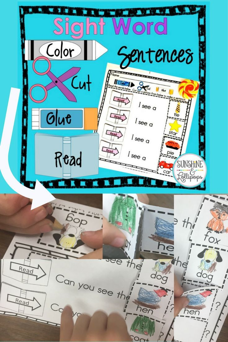 177 best 5) Sight Words Activities images on Pinterest | Classroom ...