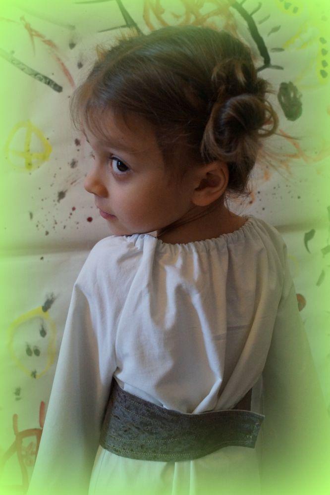 Star Wars costume - Princess Lea