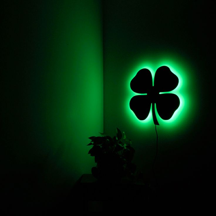 17 Best Images About Four Leaf Clovers On Pinterest