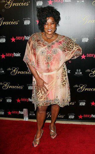 Loretta Devine~ I've been told we look alike. I'll take that...she's a beautiful lady!