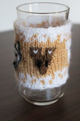 The Fuzzy Square: Pattern: Storybook Cozy