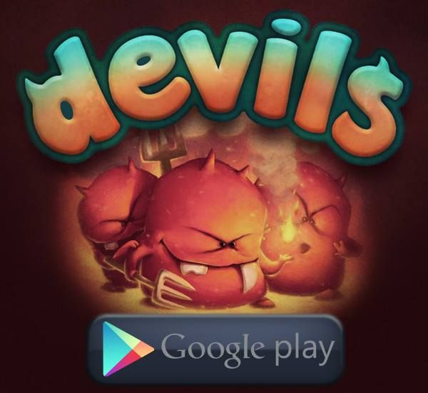 Devils has new updates! Come on and Test yourself! IT'S FREE! Link to download: https://play.google.com/store/apps/details?id=com.Ravegan.Devils&hl=en  #Gaming #Freegames #Android #Free #Ravegan #Devils #Puzzle #Strategy #GooglePlay #Argentina