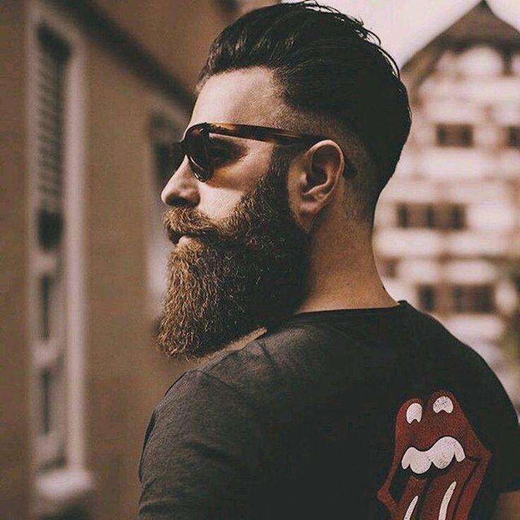 Barbe chic de la semaine beard styles beard gang and stylish beards - Barbe hipster chic ...