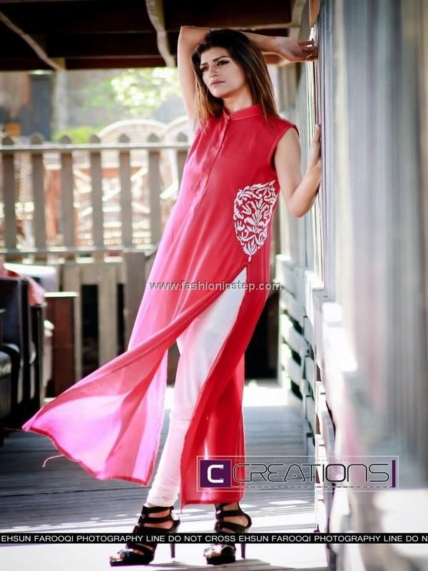 Creations Casual Wear Collection 2013 for Women