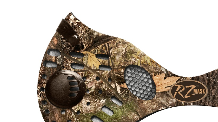 The Stealth Hunting Mask makes a great edition to any hunting enthusiast's gear. This mask offers complete sight  concealment. When hunting, odors coming from the body can be traced by animals from as far as 585 yards away. One of the most overlooked sources of scent is the mouth. The breath exhaled from the mouth is absorbed by the active carbon filter in the mask. The filter seals off the user's nose , ensuring that no scent is emitted.    http://rzmask.com/content/3d-camo-hunting