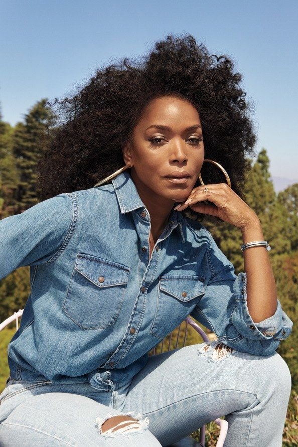 "Stop Asking Angela Bassett Why She Looks ""So Young"" for"