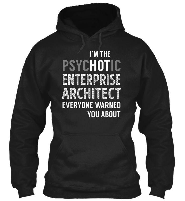 Enterprise Architect - PsycHOTic #EnterpriseArchitect