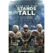 When The Game Stands Tall Movie (2014), Full Movie Free When the Game Stands Tall is a 2014 sports drama film. The film, which stars Jim Caviezel as Coach Bob Ladouceur, Laura Dern as Bev Ladouceur, Michael Chiklis as assistant coach Terry Eidson and Alexander Ludwig as running back Chris Ryan, is about the record-setting 151-game 1992–2003 high school football winning streak by De La Salle High School of Concord, California.