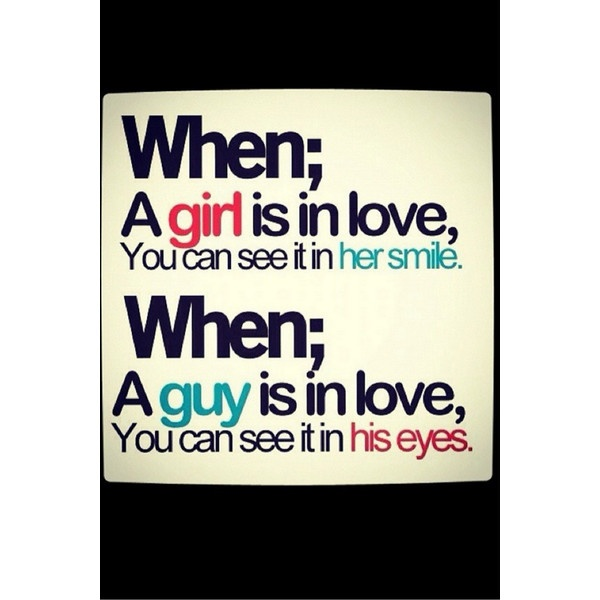 Cute Love Quotes for Him - Love Quotes and Sayings found on Polyvore ...