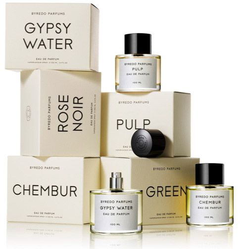 22 best images about BYREDO PERFUMES on Pinterest