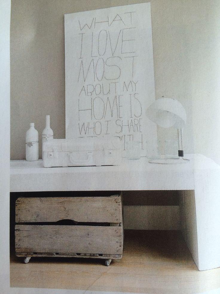 Alternatief dressoir