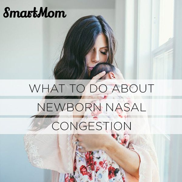 Some parents wonder why their baby has a cold or signs and symptoms of it just after birth. It's not really a cold; it's nasal congestion – a common condition that babies experience. Constant sneezing, stuffy nose, and even snoring are the clear hints that the baby is suffering from it.