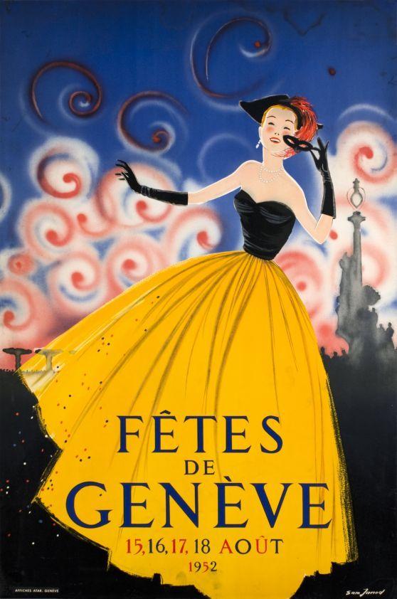 Fêtes de Genève 1952
