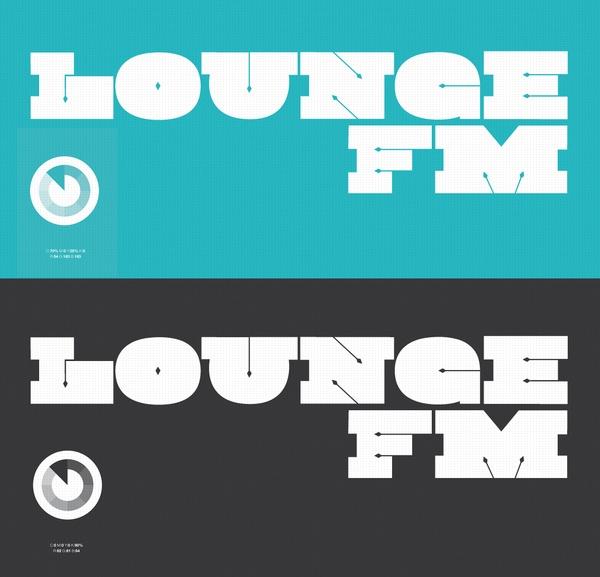 LOUNGE FM by Julio Ferreira, via Behance